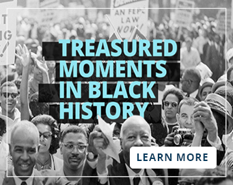 Treasured moments in black history