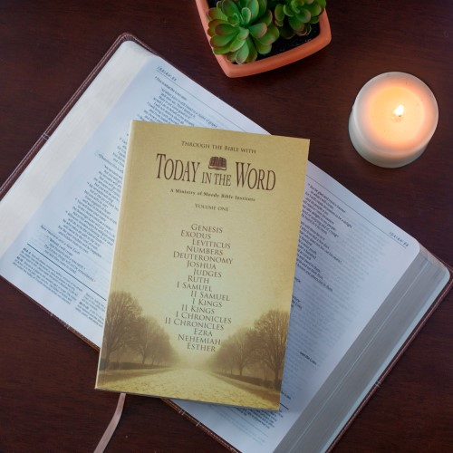Through the Bible with Today in the Word Volume One